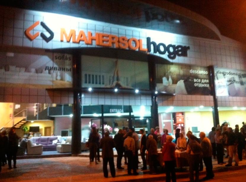 Mahersol Hogar Principal - MAHERSOL HOGAR inaugura su nuevo almacén y show-room en Almoradí.