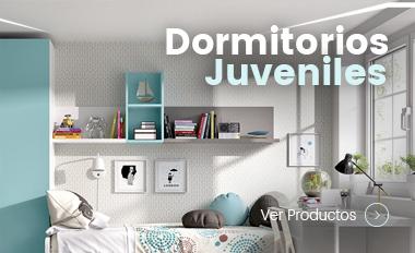 dormitorios juveniles - El mueble que buscas | Tiendas de muebles baratos Online