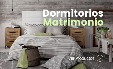 dormitorios matrimonio - El mueble que buscas | Tiendas de muebles baratos Online