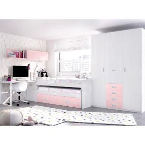 DJ 13025 composición 300x300 - Dormitorio juvenil FANTASY 2