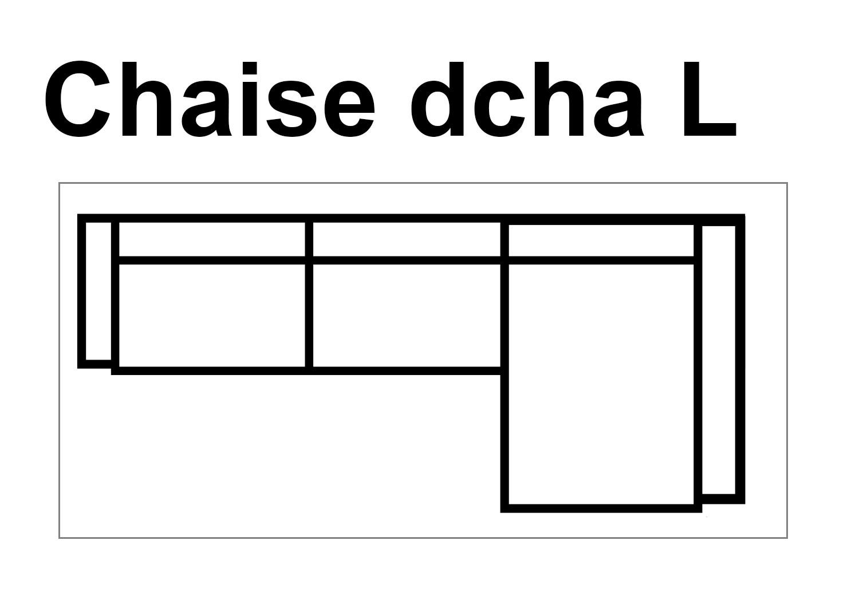 Chaise Dcha L