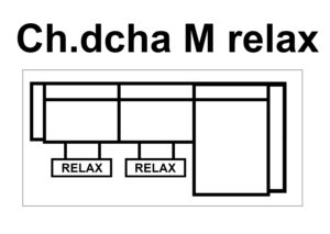 Chaise Dcha M RELAX