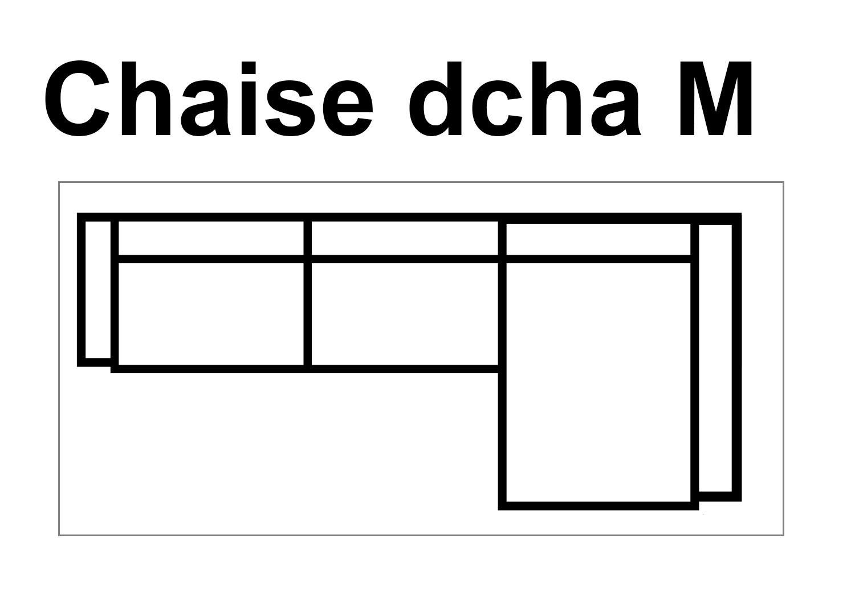 Chaise Dcha M