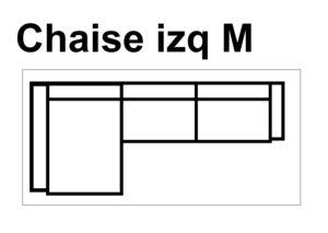 Chaise Izq M
