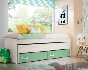 505 GAMES 300x239 - Compacto RECTO cama desplazable y 2 cajones GAMES