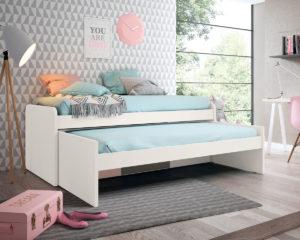 DJ 13558d 300x240 - Compacto CURVO cama desplazable y 3 contenedores GAMES