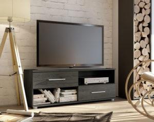 MILAN CNY414 300x237 - Bajo TV con cajones MILÁN