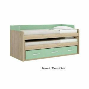 427R 300x300 - Compacto con cama desplazale y 3 contenedores Fantasy