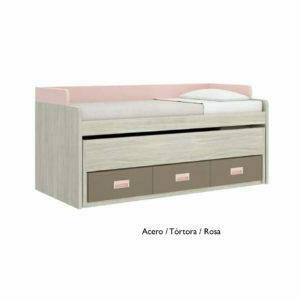 465R 300x300 - Compacto con cama desplazale oculta y 3 contenedores Fantasy