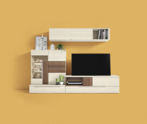 CONTINENTAL SALON CO05 300x254 - Mueble de salón CONTINENTAL 8 (luz led incluida)