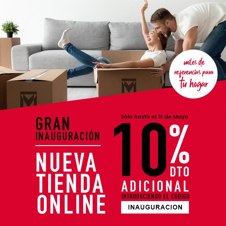 banner nueva tienda online responsive - Decoración boho chic para tu hogar
