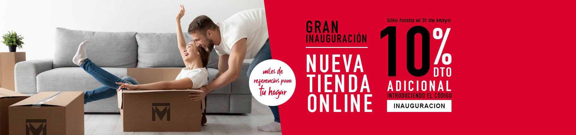 banner nueva tienda online - Decoración boho chic para tu hogar