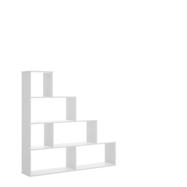 Y 18087 FND 600x600 - Estantería TANIA blanca