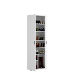 Y 18152 fnd 300x300 - Armario multiuso BILY 2 puertas + 6 estantes