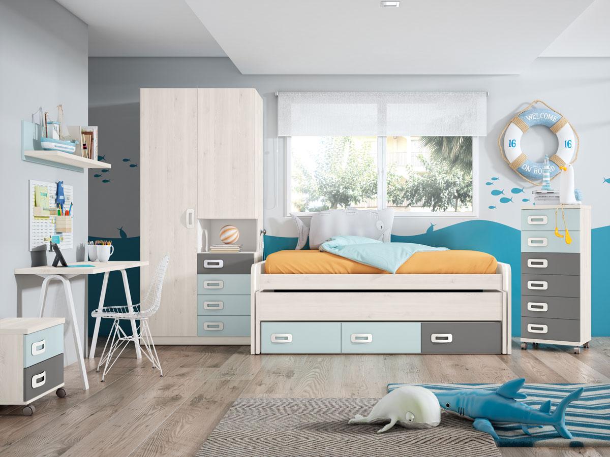 dormitorios juveniles en alicante